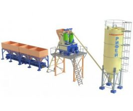 Завод бетона орел типы цементных растворов